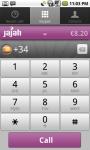 Jajah screenshot 1/3