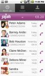 Jajah screenshot 2/3
