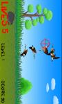 Duck Hunter Free screenshot 3/5