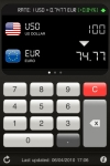 eCurrency -  Currency Converter screenshot 1/1