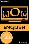 wOw English screenshot 1/1