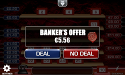 Deal or No Deal–Real Money Casino by Paddy Power screenshot 4/5