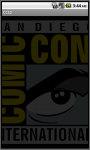 Comic-Con Schedule screenshot 2/4
