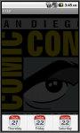 Comic-Con Schedule screenshot 3/4