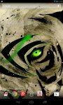 Tiger eye LWP screenshot 1/3