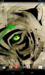 Tiger eye LWP screenshot 2/3