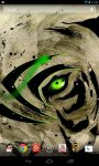 Tiger eye LWP screenshot 3/3