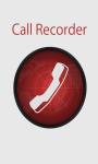 Easy Call Recorder  screenshot 1/4