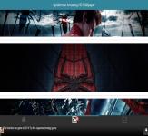 Spiderman Amazing HD wallpaper screenshot 2/3