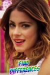 Martina Violetta Stoessel Find Differences screenshot 1/6