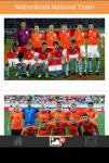 Netherlands National Team Wallpaper screenshot 3/6