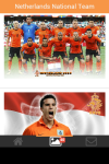 Netherlands National Team Wallpaper screenshot 4/6
