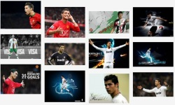 Free Cristiano Ronaldo Wallpapers screenshot 5/6