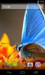 Butterfly Live Wallpaper Wave Effect screenshot 1/4
