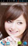 Japanese Beauty Wallpaper screenshot 2/3