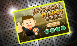 Jetpack Mickey Runner screenshot 1/4