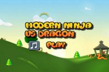 Modern Ninja vs Dragon screenshot 1/6