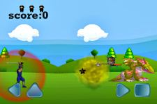 Modern Ninja vs Dragon screenshot 2/6