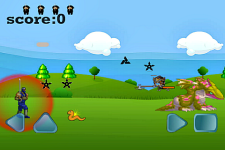 Modern Ninja vs Dragon screenshot 4/6