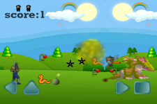 Modern Ninja vs Dragon screenshot 5/6