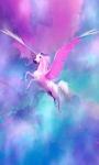 Sky Pegasus Live Wallpaper screenshot 1/3