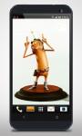 3D Funny Ant Live Wallpaper screenshot 3/4