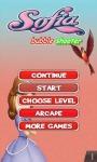 Bubble Sofia Princess Game screenshot 1/3