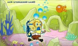 Run Spongebob Game screenshot 1/2