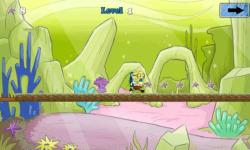 Run Spongebob Game screenshot 2/2
