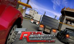 Royal Truck city simulator screenshot 1/6