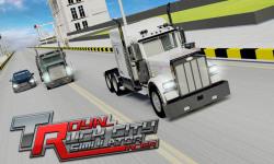 Royal Truck city simulator screenshot 2/6