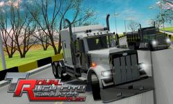 Royal Truck city simulator screenshot 3/6
