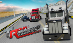 Royal Truck city simulator screenshot 4/6