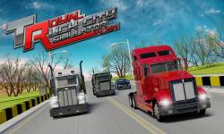 Royal Truck city simulator screenshot 5/6