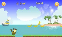 Monkey Beach Run  screenshot 1/5