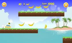 Monkey Beach Run  screenshot 4/5