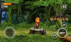 Soldiers Rambo 2: Forest war Unlimited screenshot 2/3