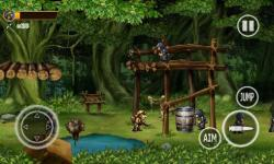 Soldiers Rambo 2: Forest war Unlimited screenshot 3/3