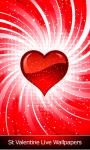 St Valentine Live Wallpapers screenshot 1/6