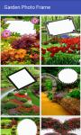 Garden photo frame screenshot 2/4