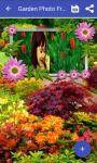 Garden photo frame screenshot 3/4