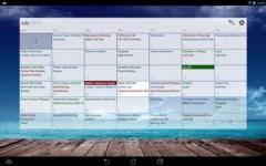 Business Calendar Pro optional screenshot 2/6