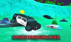 Flying Submarine Police Truck screenshot 1/3