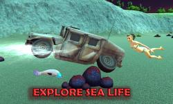 Flying Submarine Police Truck screenshot 3/3