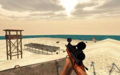 Sniper Shooting 3D secure screenshot 1/6