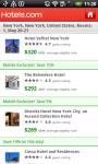 Hotels com - Hotel Booking and last minute deals screenshot 2/4