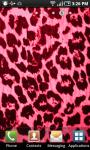 Hot Pink Leopard Print Live Wallpaper screenshot 2/3