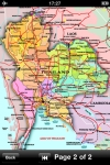 Bangkok Maps - Download Transit Maps and Tourist Guides. screenshot 1/1