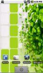 Life Green LWP screenshot 2/2
