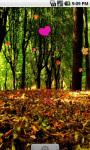Forest Fall Live Wallpaper screenshot 2/4